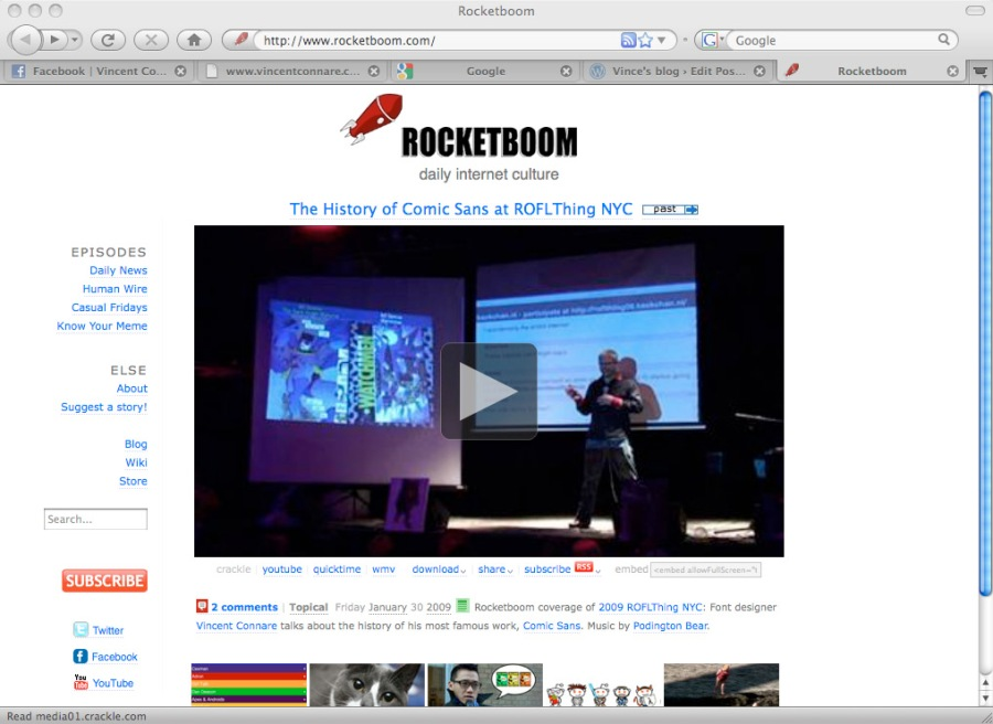 rocketboom